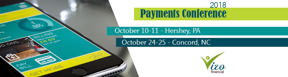 Vizo Financial's 2018 Payments Conference