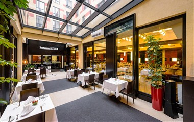 ATRIUM restaurant - a la carte part