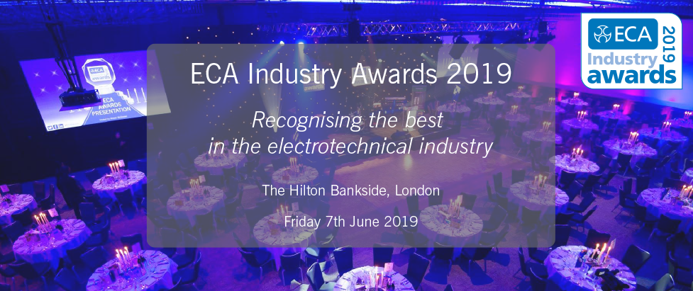 ECA Industry Awards 2019
