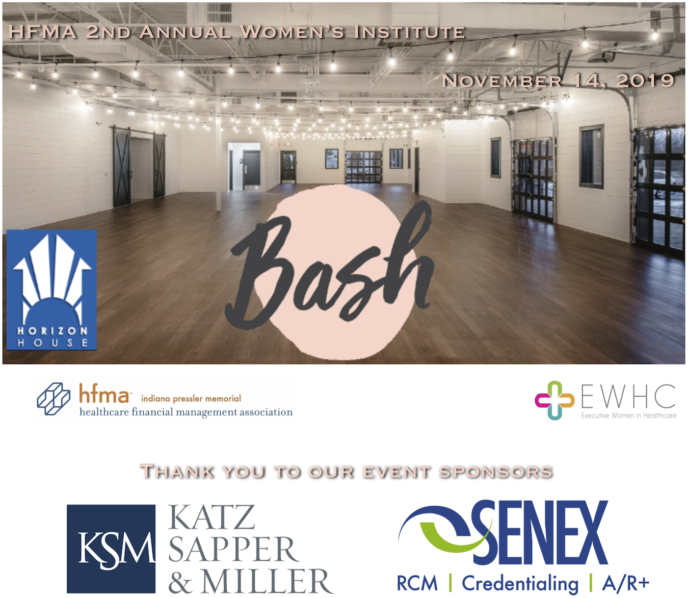 HFMA Indiana 2nd Annual Women's Event
