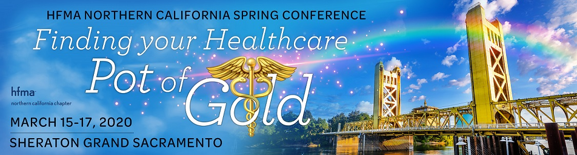 Northern California  HFMA 2020 Spring Conference