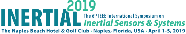 The 2019 IEEE Inertial Sensors
