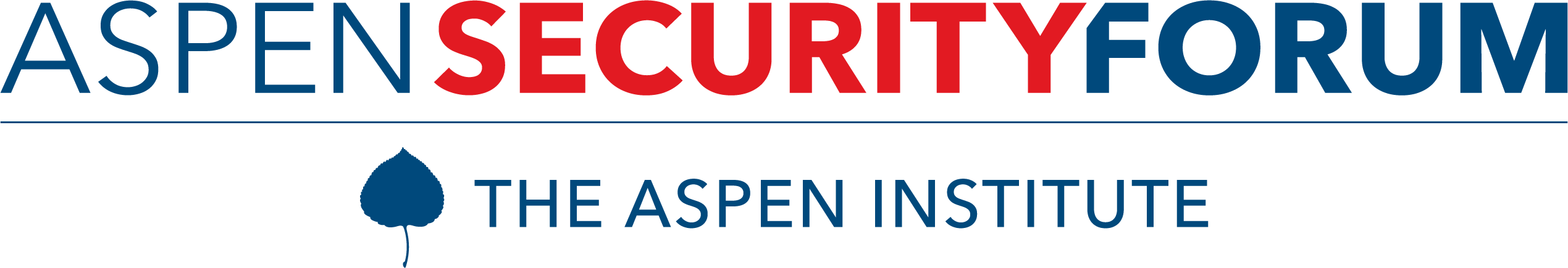 The 2019 Aspen Security Forum