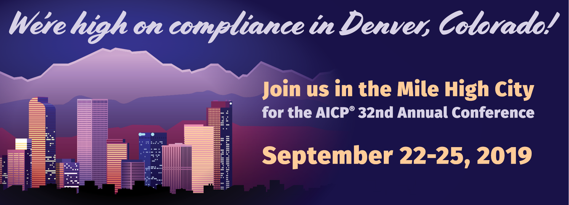 AICP 32nd Annual Conference