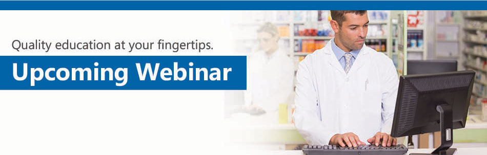 Webinar: Dermatology: Compounded Alternatives to Commercial Products