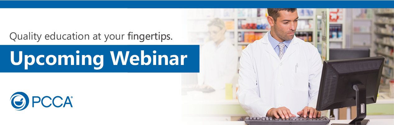 Webinar: Compounding for Urology: Opportunities for Non-Sterile Pharmacies