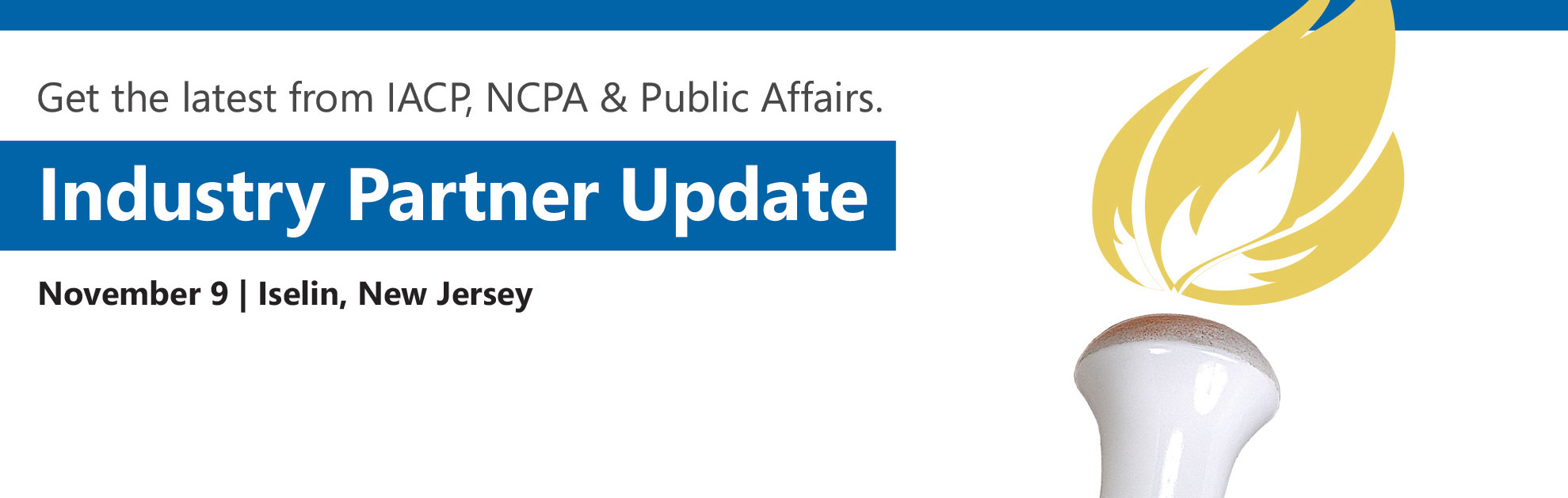 Public Affairs Industry Partner Update
