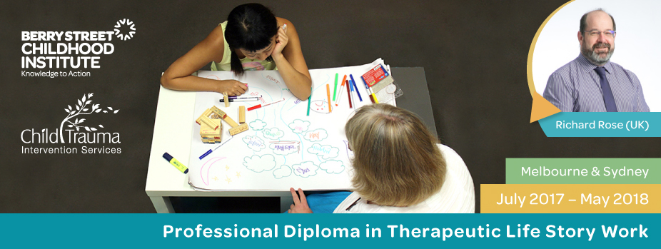 2017 Therapeutic Life Story Work Diploma Course