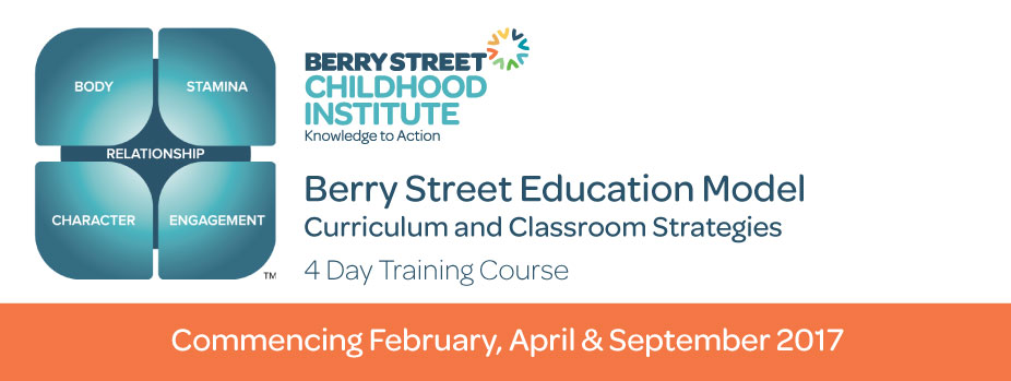 The Berry Street Education Model Course 2017