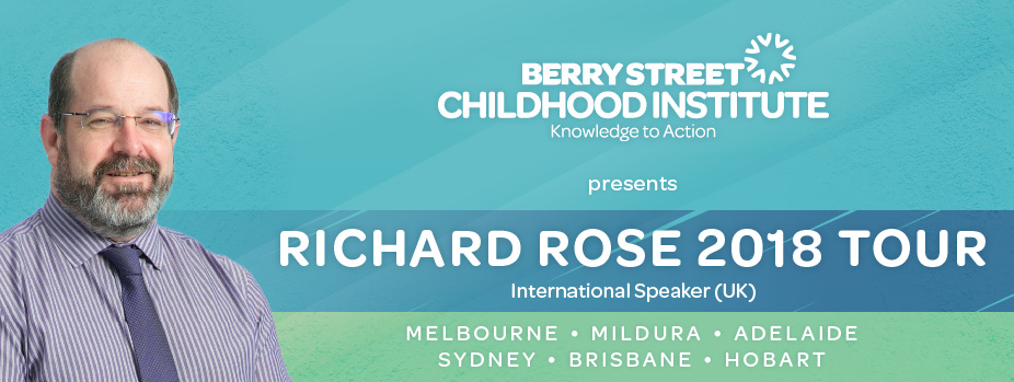 Richard Rose - Australian Tour 2018