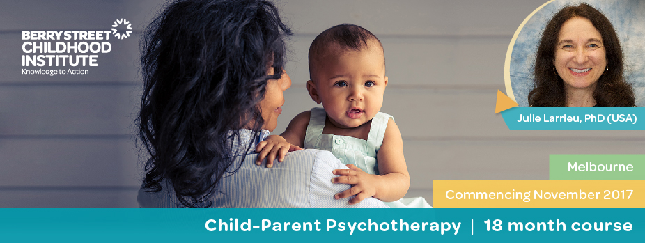 COPY Child-Parent Psychotherapy Course 2017/18