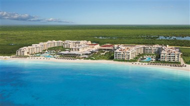 Aereal View of Now Jade Riviera Cancun