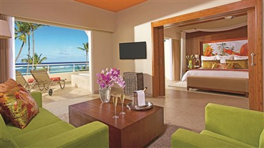 xhale club Master Suite Ocean Front View