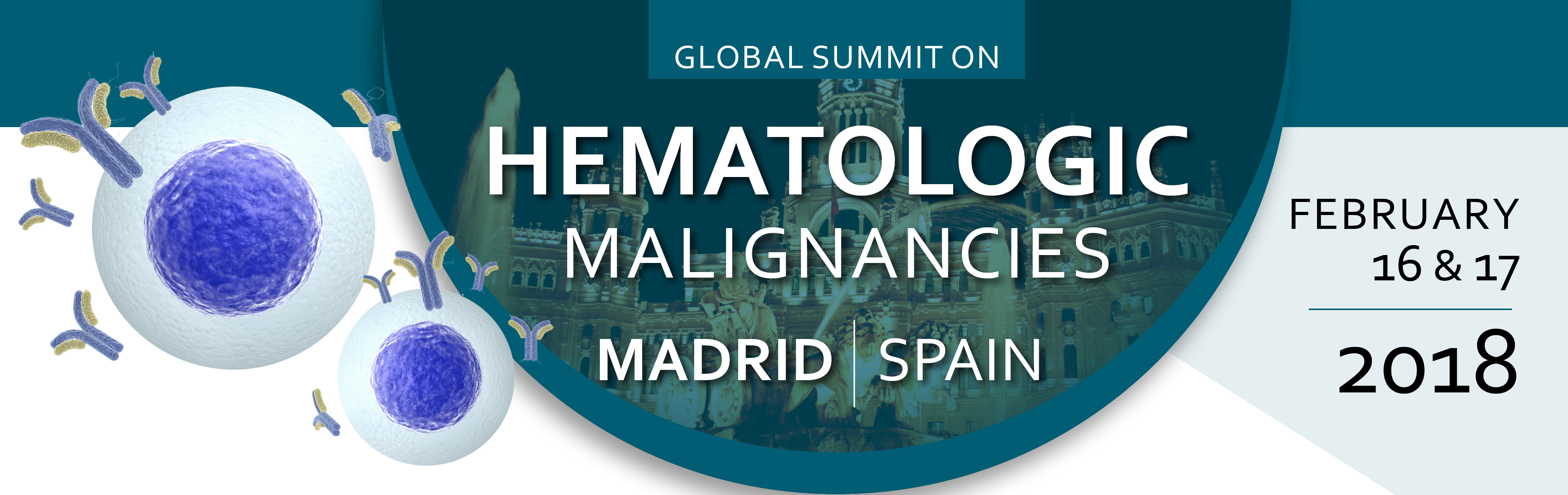 Industry Registration: Global Summit on Hematologic Malignancies - Madrid