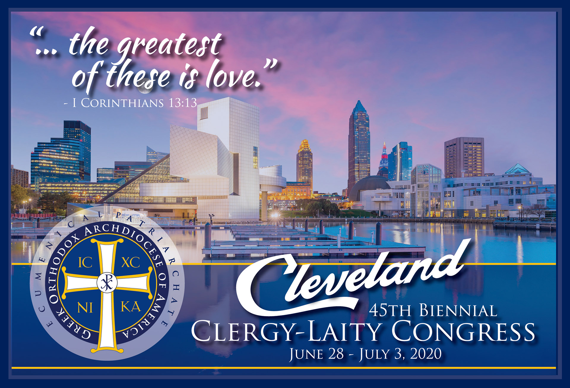 Greek Orthodox Archdiocese of America 45th Biennial Clergy-Laity Congress