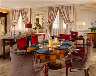 Imperial Suite - Boardroom Style