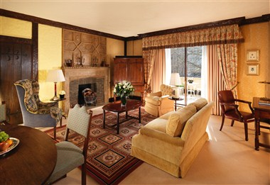 Eisenhower Suite - Sitting Room