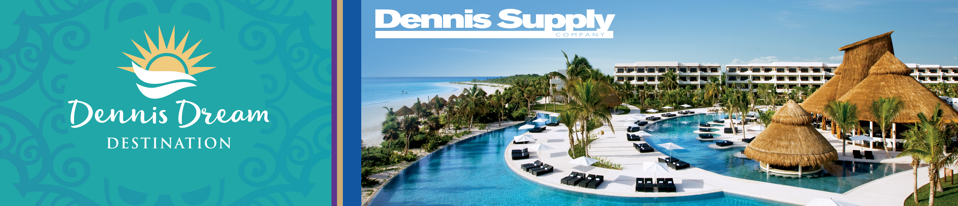 Dennis Dream Destination Sponsorship Enrollment