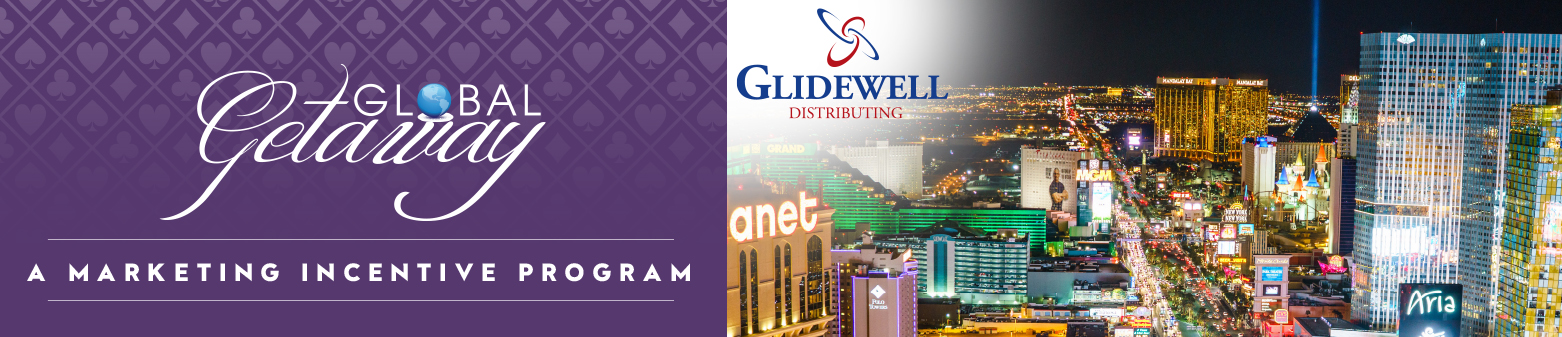 Glidewell's Global Getaway 2018 Marketing Incentive Program