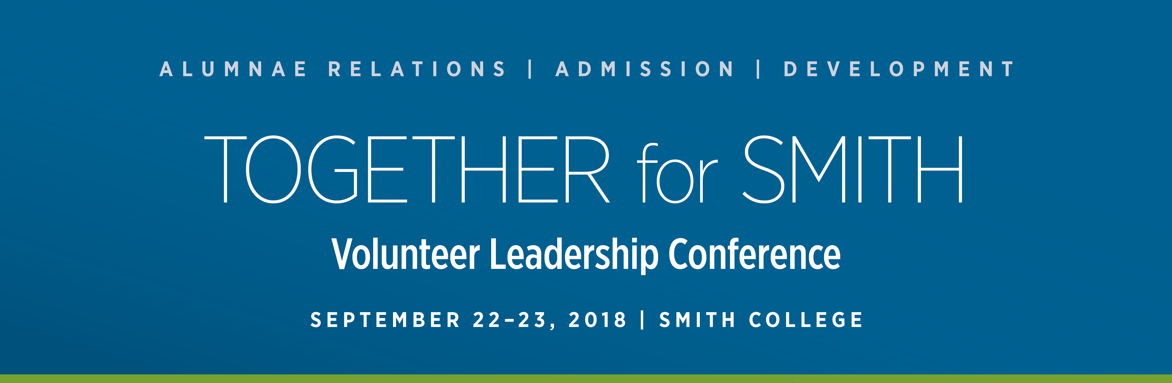 Volunteer Leadership Conference 2018