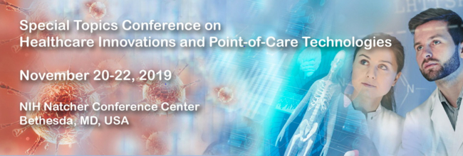 2019 IEEE Healthcare Innovations and Point of Care Technologies Conference