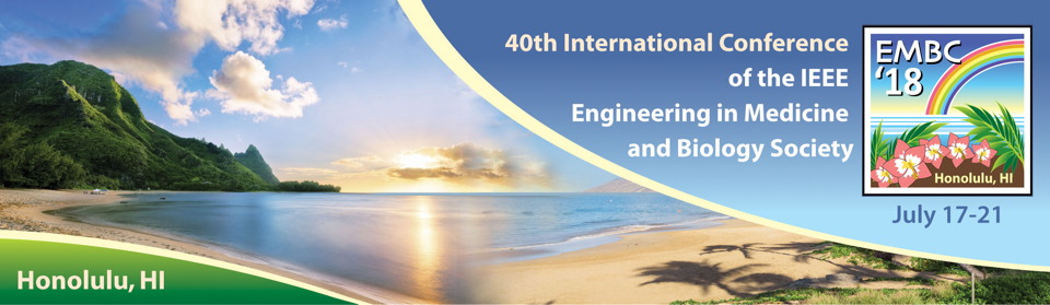 The 40th Annual International Conference of the IEEE Engineering in Medicine and Biology Society