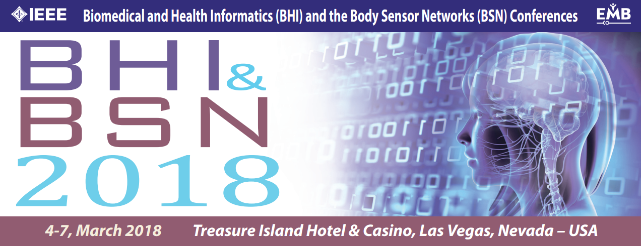 Biomedical and Health Informatics Conference 2018