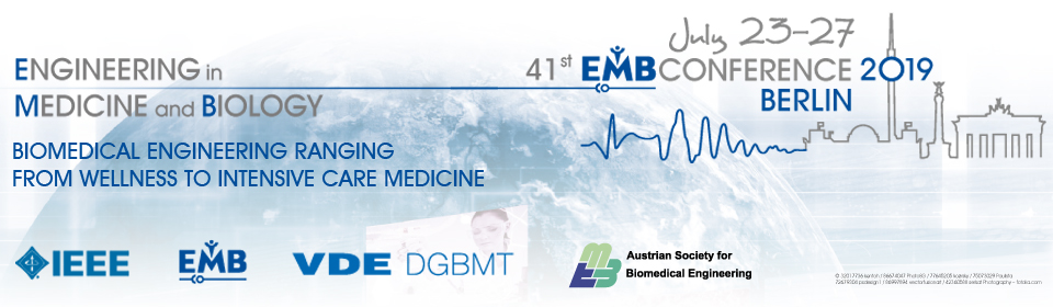 41st Annual International Conference of the IEEE Engineering in Medicine and Biology Society