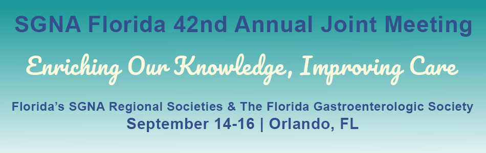 SGNA Florida Annual Meeting 2018