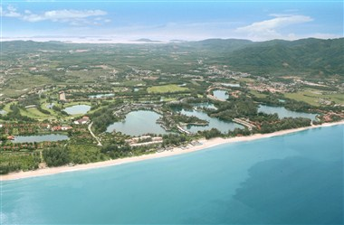 Laguna Phuket Aerial Photo