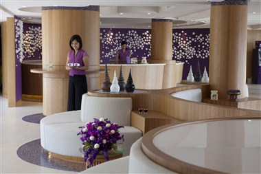 Group-Check In Lounge