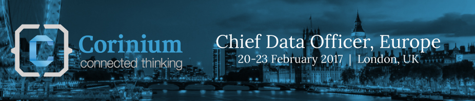 Chief Data Officer Europe 2017