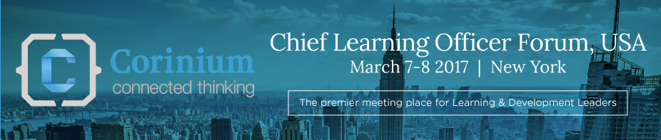 Chief Learning Officer Forum, USA 2017