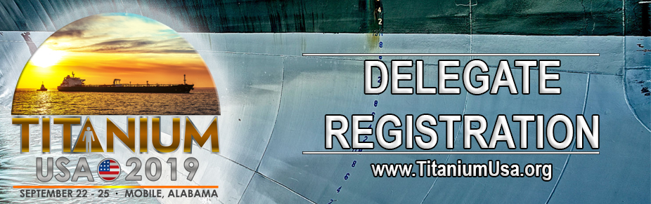 2019: Mobile - TITANIUM USA Delegate Registration