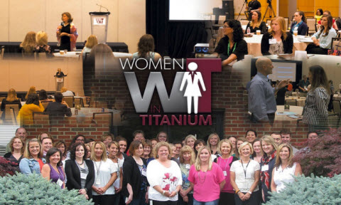 2017 Women in Titanium