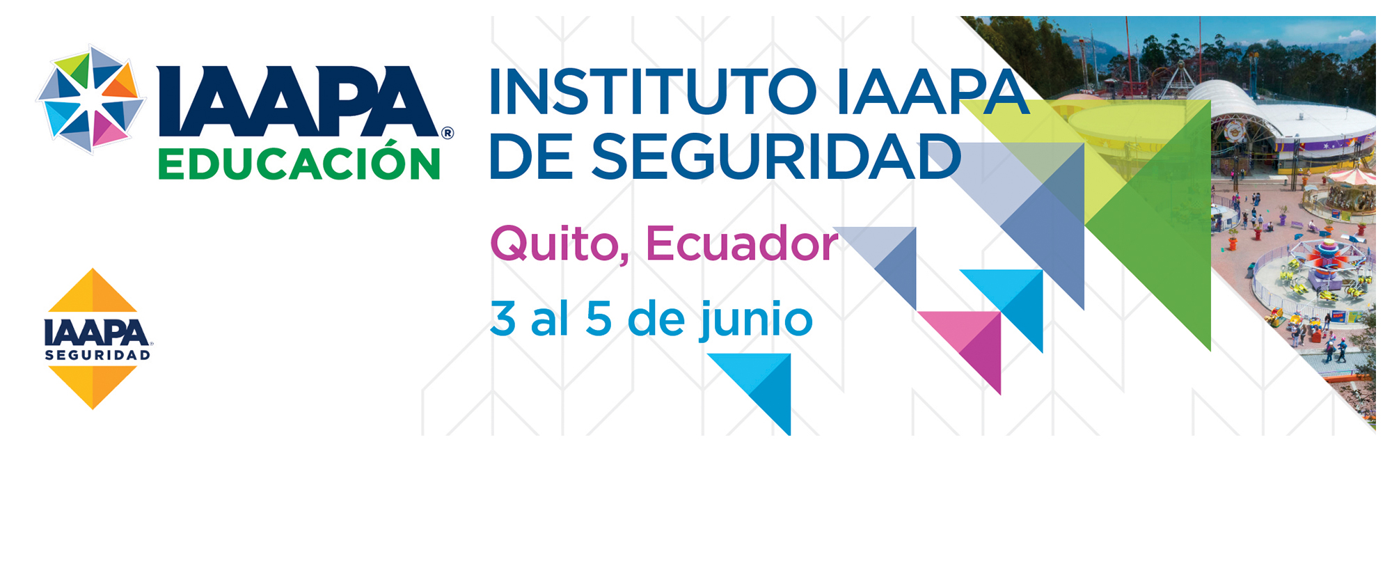 Instituto IAAPA de Seguridad, Quito 2019