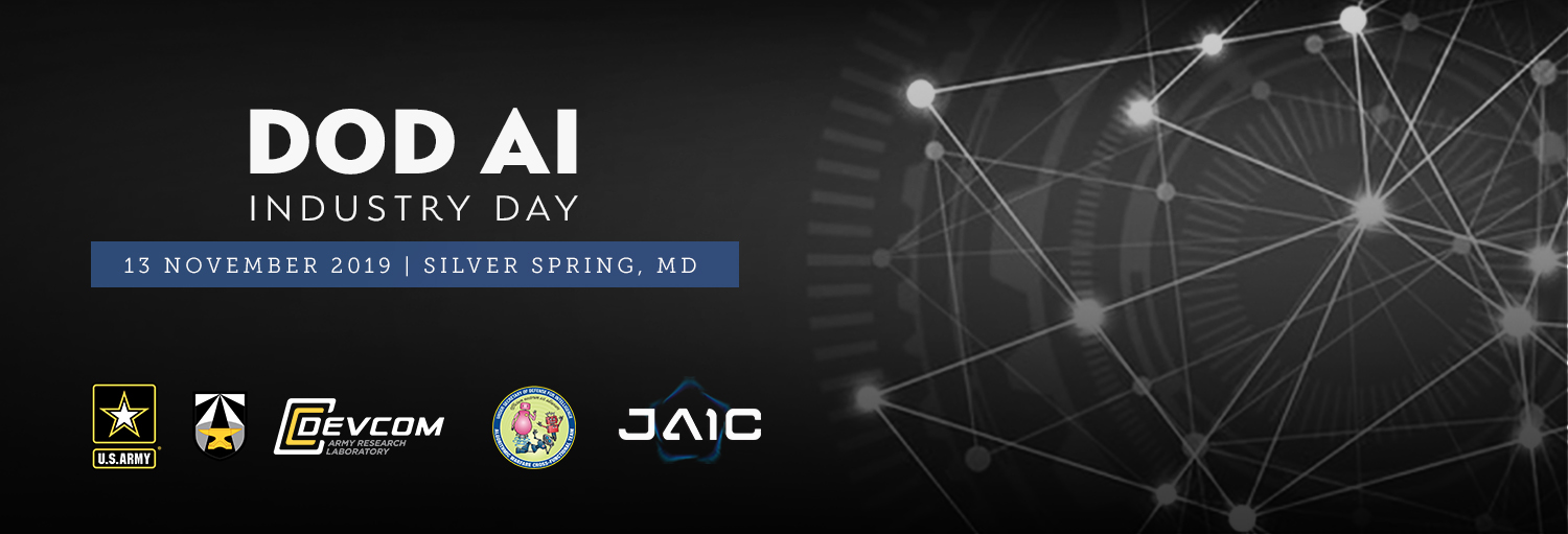 3rd Annual DoD AI Industry Day