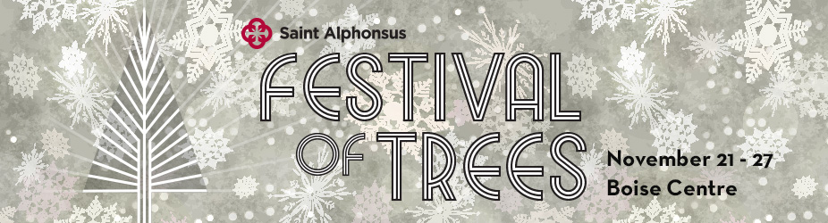 2017 Saint Alphonsus Festival of Trees