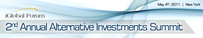 2nd Annual Alternative Investments Summit