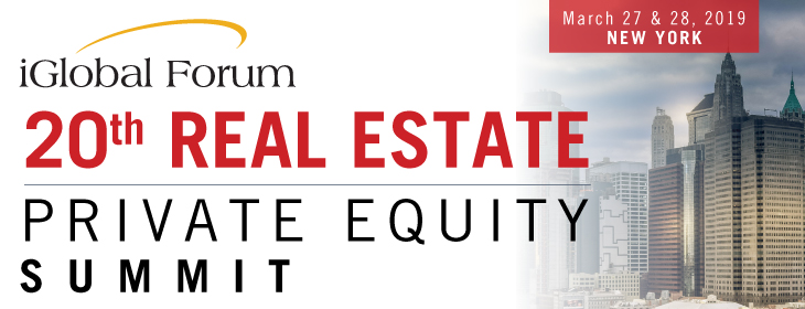 20th Real Estate Private Equity Summit: East