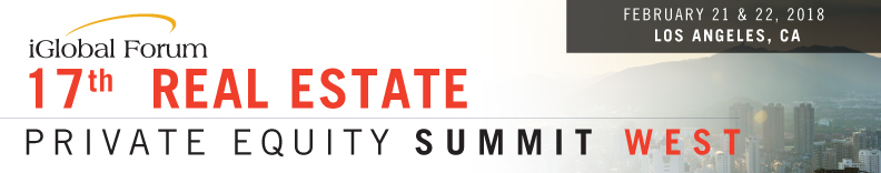 17th Real Estate Private Equity Summit: West