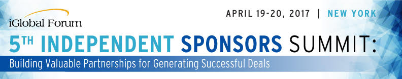 5th Independent Sponsors Summit