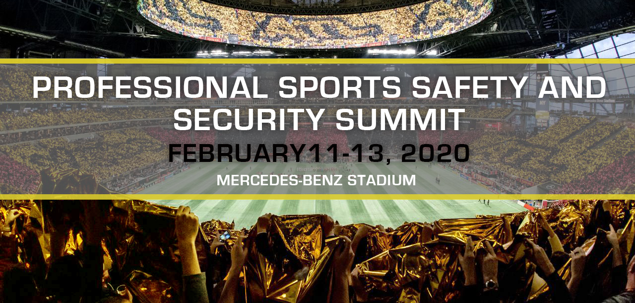 2020 Professional Sports Safety and Security Summit