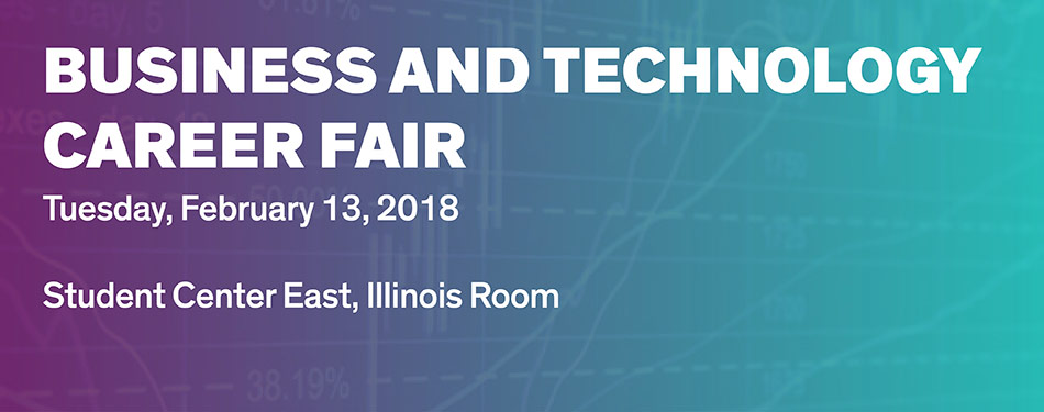 Business and Technology</br>Career Fair