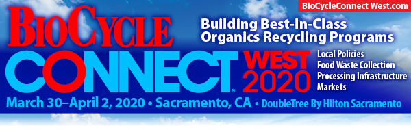 BIOCYCLE CONNECT® WEST 2020