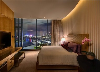 The Darling- Penthouse Bedroom