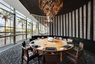 BLACK by ezard, Semi Private Dining Room
