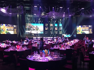 The Star, Event Centre Audio Visual