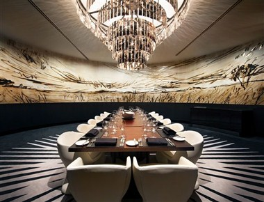 BLACK by ezard, Private Dining Room