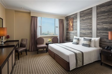 Premier room with king size bed